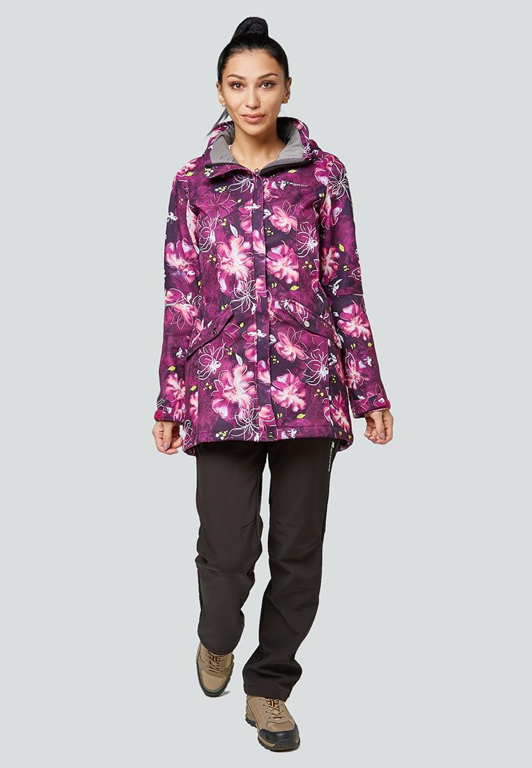Купить Костюм женский softshell фиолетовго цвета 01922-2F