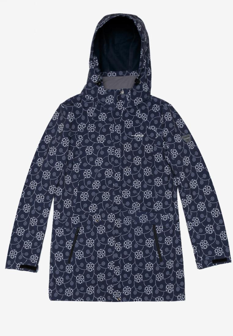 Купить Ветровка softshell женская большого размера черного цвета 1833Ch