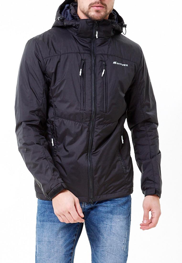 Купить Молодежная куртка мужская черного цвета 1913Ch