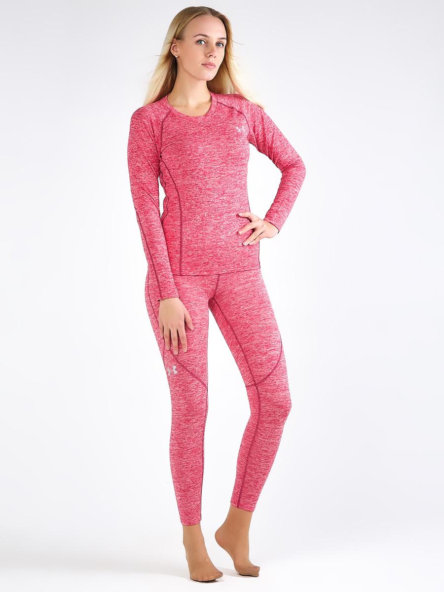 Купить Термобелье женское розового цвета 2298R