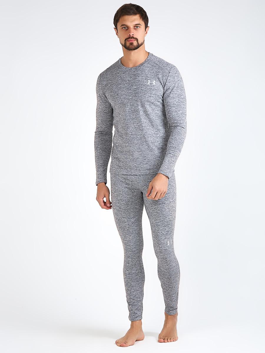 Купить Термобелье мужское серого цвета 3795Sr