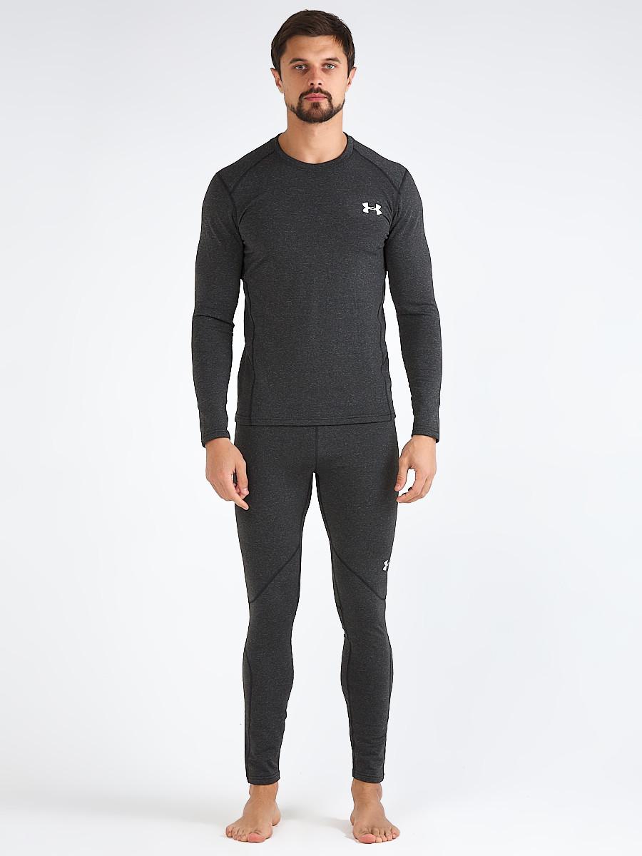 Купить Термобелье мужское темно-серого цвета 3795TС