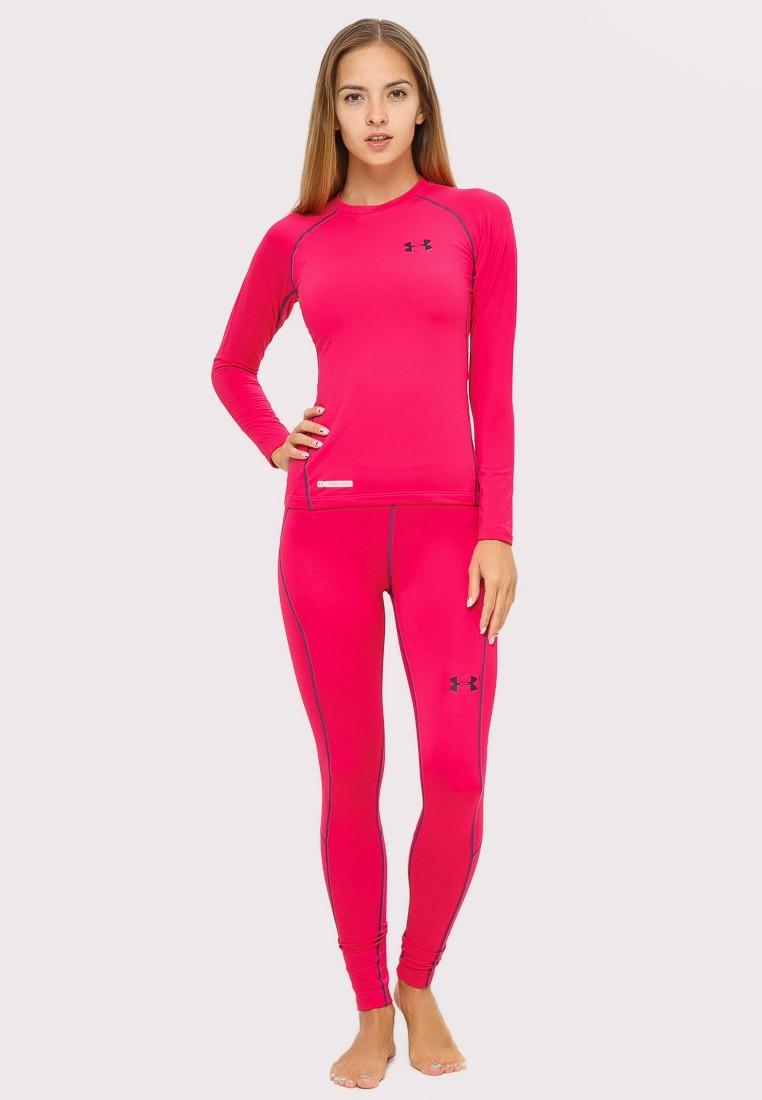 Купить Термобелье женское розового цвета 8010R