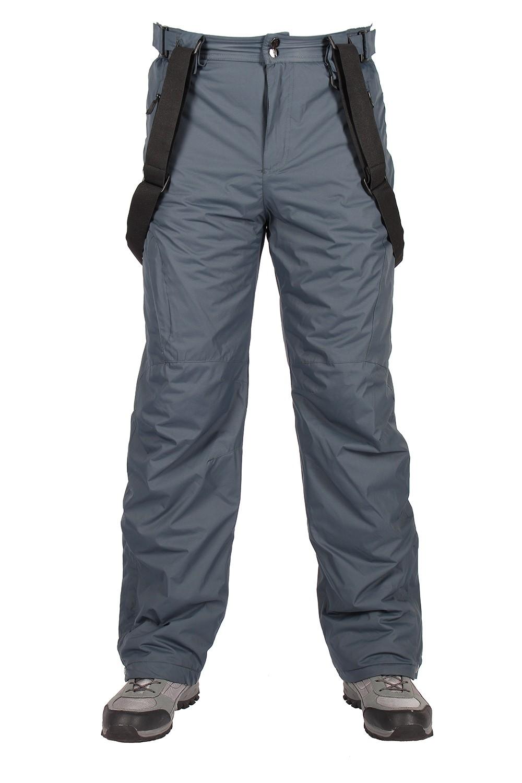 Купить Брюки горнолыжные мужские темно-синего цвета 809TS