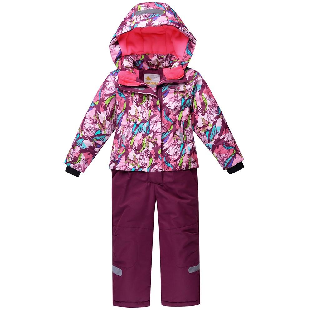 Купить Комбинезон подростковый для девочки розовый 8808R