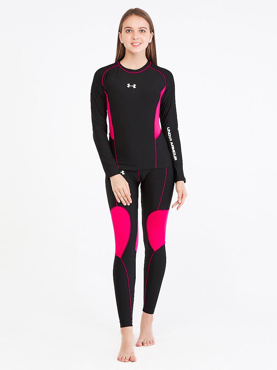 Купить Термобелье женское розового цвета 8882R