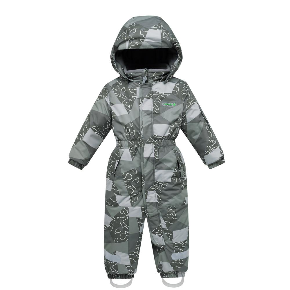 Купить Комбинезон детский цвета хаки 8909Kh