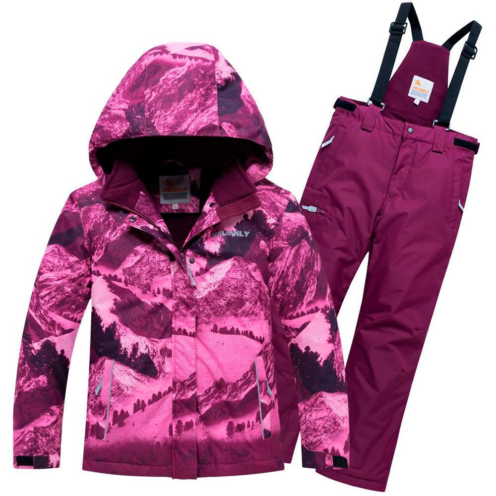 зимний костюм для девочки купить в барнауле