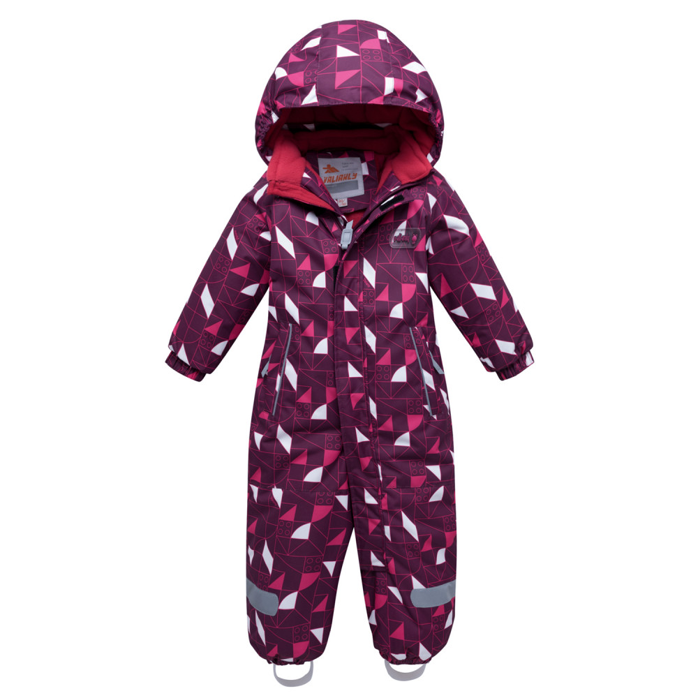 Купить Комбинезон детский малинового цвета 8902M