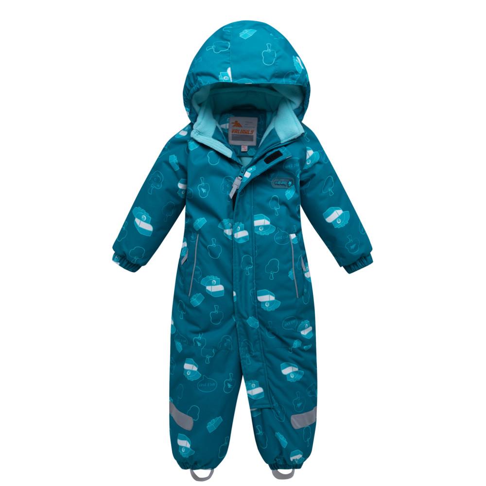 Купить Комбинезон детский бирюзового цвета 8904Br