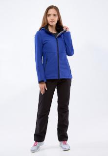 3b8062d6 Фабрика производитель MTFORCE предлагает купить оптом спортивный костюм  женский осенний весенний softshell темно-синего цвета