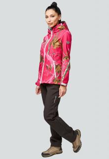 4d78b080 Фабрика производитель MTFORCE предлагает купить оптом спортивный костюм  женский осенний весенний softshell розового цвета по выгодной